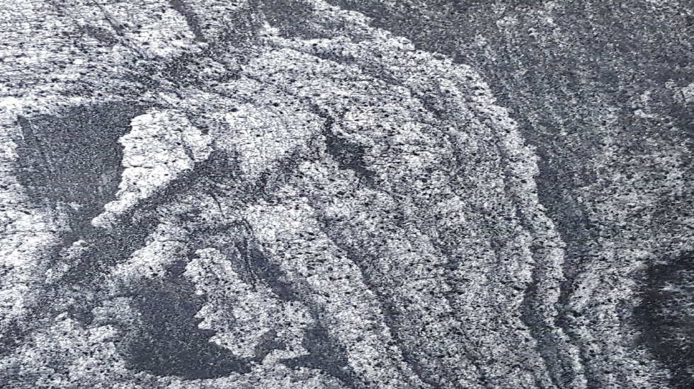 レコストーン シルバーグレイ